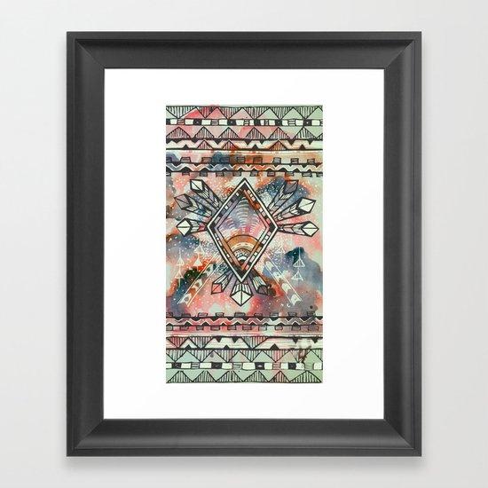 Scapes Framed Art Print