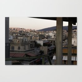 Rooftops Rooftops Rooftops part 2 Canvas Print