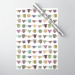 It's a Tea Party! Wrapping Paper