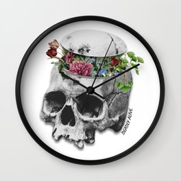 Deadly Alive Wall Clock