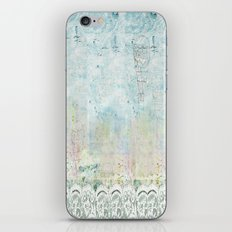 up. iPhone & iPod Skin