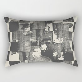 Identity Theft Rectangular Pillow