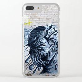 Monsterz Inc Clear iPhone Case