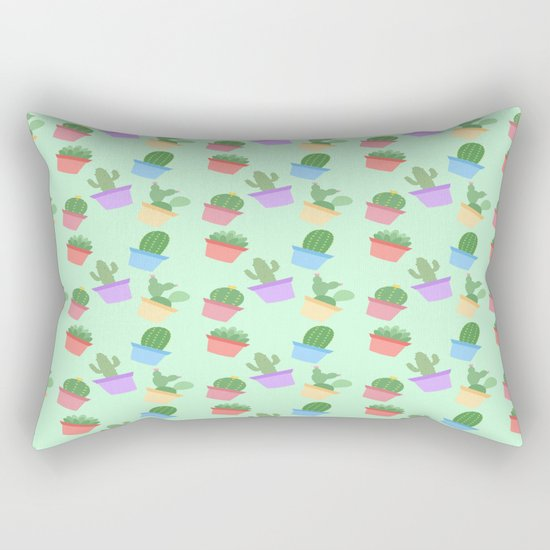 Cactus Pattern by adorkible