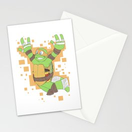 Michelangelo - TMNT Stationery Cards