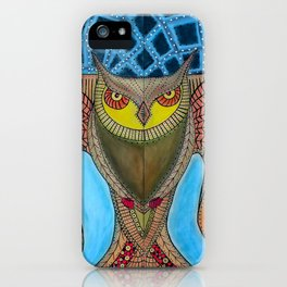 Annunciation of Kame iPhone Case