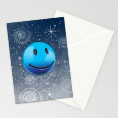 Sparkle Night Stationery Cards