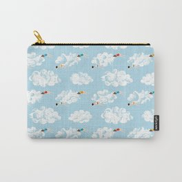 Girls High in the Sky Carry-All Pouch
