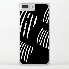 The Prisoner Clear iPhone Case
