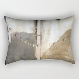 Sicilian wall Rectangular Pillow