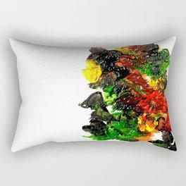 LOS COLORES by Maricela del Rio Rectangular Pillow