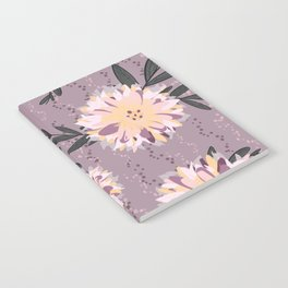 Fancy Floral Notebook