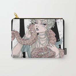 Madame Boa Carry-All Pouch