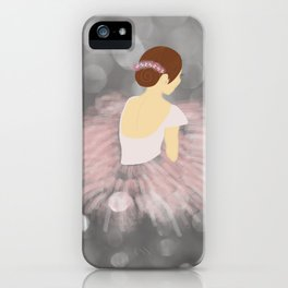 Ballerina Dancer V2 iPhone Case