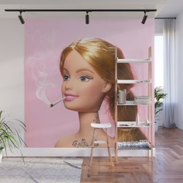 Doll Grown Up Wall Mural