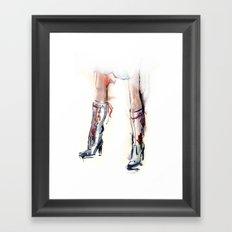 street3 Framed Art Print