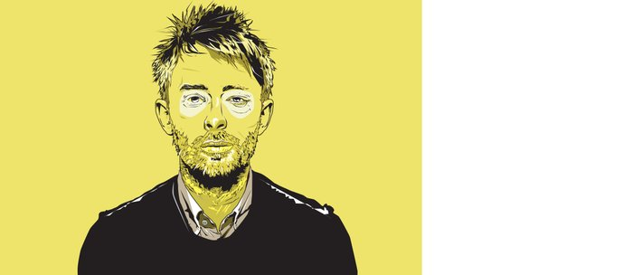 Thom Yorke Coffee Mug