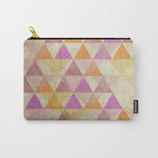 Pyramides Carry-All Pouch