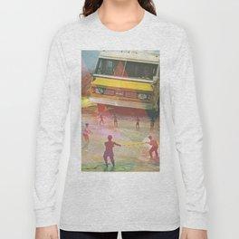 Travel Insurance Long Sleeve T-shirt