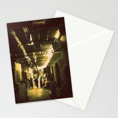 Marrakesh street life Stationery Cards