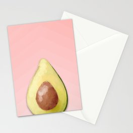 Avocado ! Stationery Cards