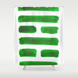 The Family - I Ching - Hexagram 37 Shower Curtain