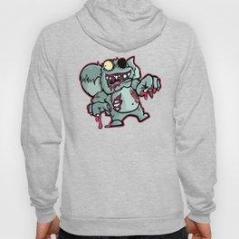 Zombie Koala Bear Illustration Hoody