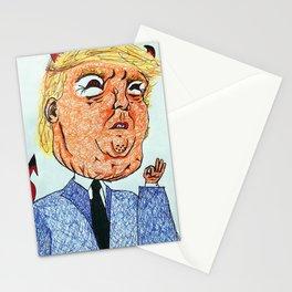 fuck trump Stationery Cards