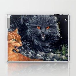 Yellowfang and Firepaw Laptop & iPad Skin
