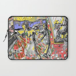 come-on  bitch.. Laptop Sleeve