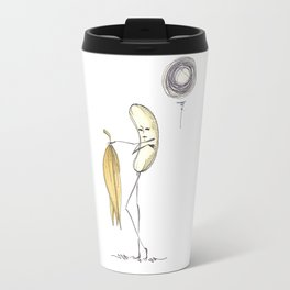 Banana Strip Travel Mug