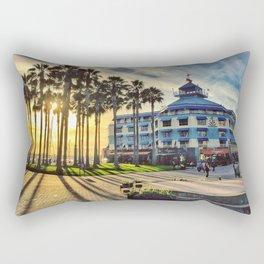 Sun Shy Rectangular Pillow