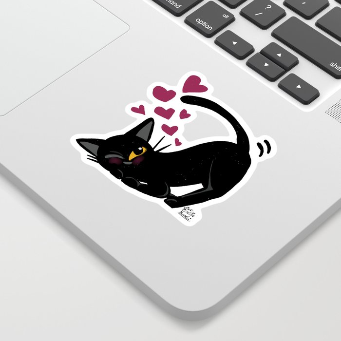 Love love love Sticker