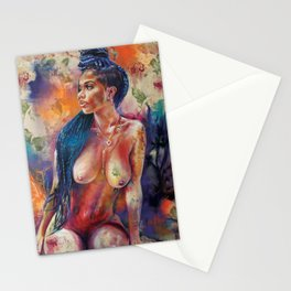 GHETTO ELOQUENT MASTERPIECE Stationery Cards