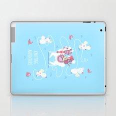 Knitting Adventure Laptop & iPad Skin