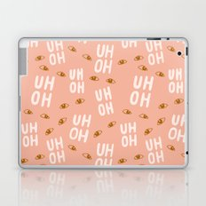 Uh-Oh Pattern Laptop & iPad Skin
