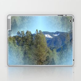 In the mountains... Laptop & iPad Skin