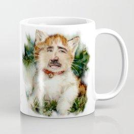 merry cagemas  Coffee Mug