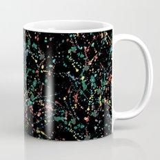 Splat Color Black R Mug