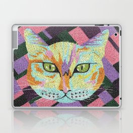 Peeping Putty Tat Laptop & iPad Skin
