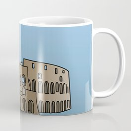 Colosseum Rome Coffee Mug