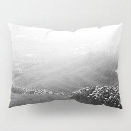 Minimalist landscape Pillow Sham