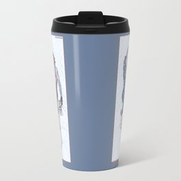 Steve and Bucky Pinups Travel Mug