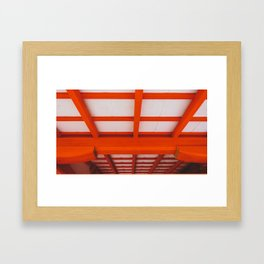 Vitamin Fresh Framed Art Print