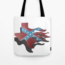 rebel texas Tote Bag