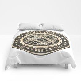 Eighty Eight Keys Comforters