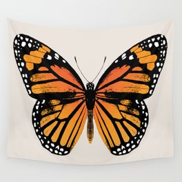 Monarch Butterfly | Vintage Butterfly | Wall Tapestry