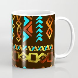 Bold Ethnic pattern n.5 Coffee Mug