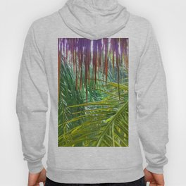 477 - Abstract jungle design Hoody