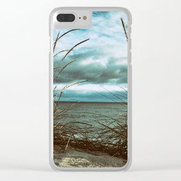 Cold and Warm Clear iPhone Case